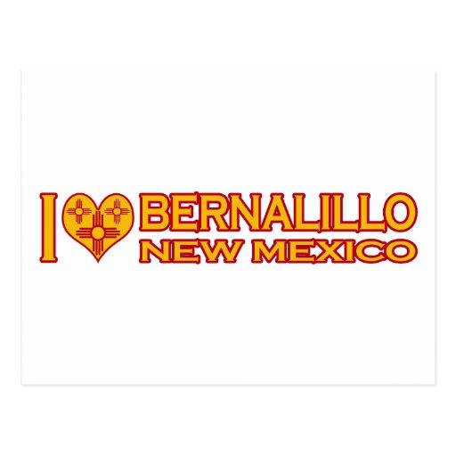 Amo Bernalillo, nanómetro Tarjetas Postales