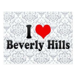 Amo Beverly Hills, Estados Unidos Tarjeta Postal