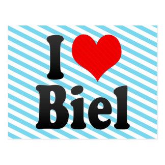 Amo Biel, Suiza Postales