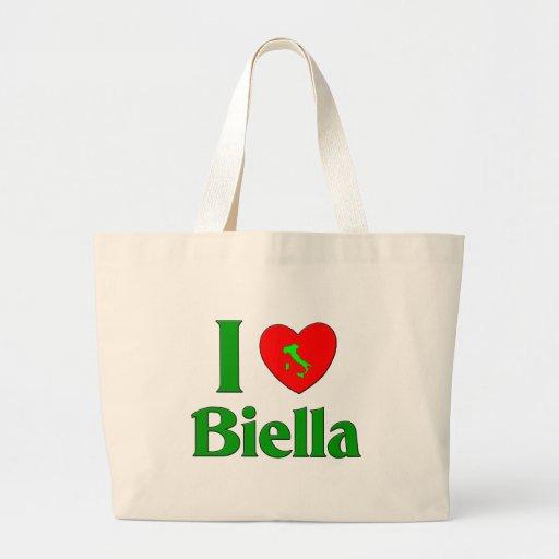 Amo Biella Italia Bolsa De Mano
