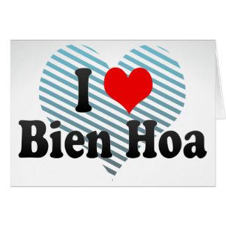 Amo Bien Hoa Vietnam Felicitacion