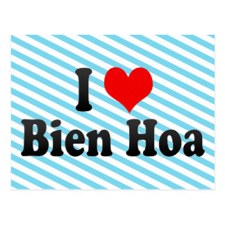 Amo Bien Hoa Vietnam Tarjetas Postales
