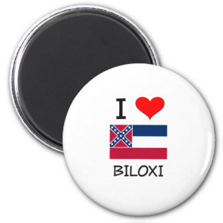Amo Biloxi Mississippi Iman Para Frigorífico