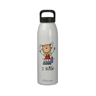 Amo bingo botellas de beber