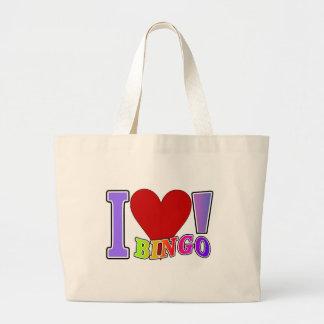 Amo bingo bolsa de mano
