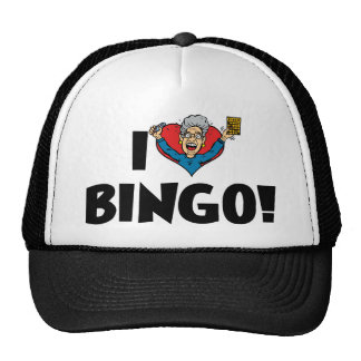 Amo bingo gorra
