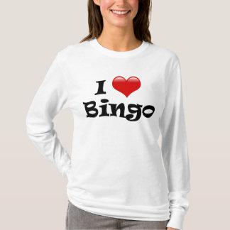 Amo bingo playera
