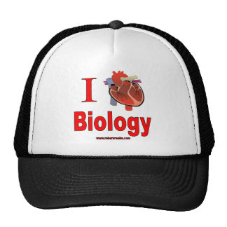 Amo biología gorra