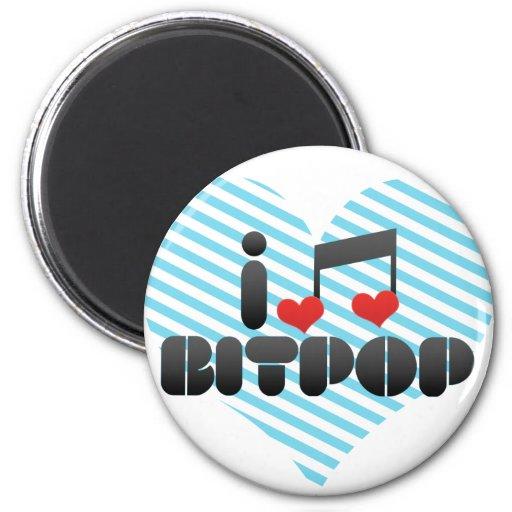 Amo Bitpop Imán Redondo 5 Cm