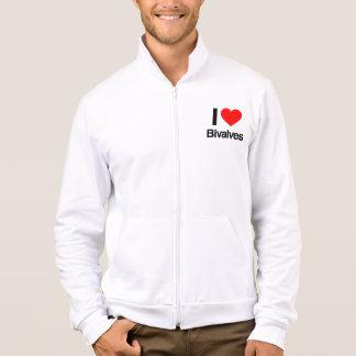amo bivalvos chaqueta