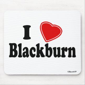 Amo Blackburn Alfombrillas De Raton