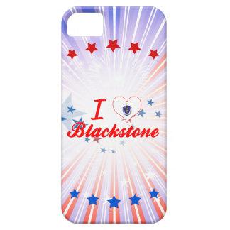 Amo Blackstone, Massachusetts Funda Para iPhone 5 Barely There