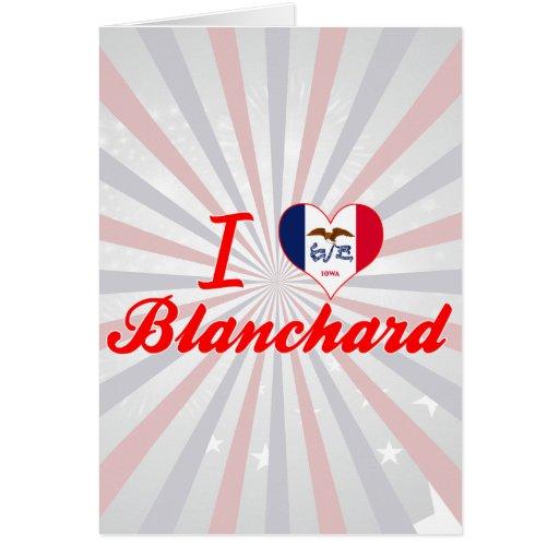 Amo Blanchard, Iowa Felicitaciones