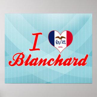 Amo Blanchard, Iowa Poster