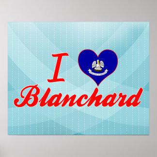 Amo Blanchard, Luisiana Posters