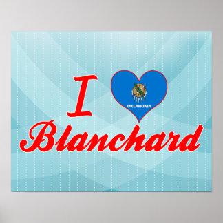 Amo Blanchard, Oklahoma Poster