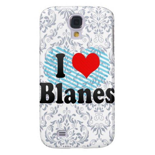 Amo Blanes, España Funda Para Galaxy S4
