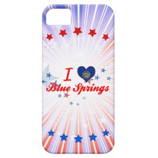 Amo Blue Springs, Nebraska iPhone 5 Case-Mate Protectores