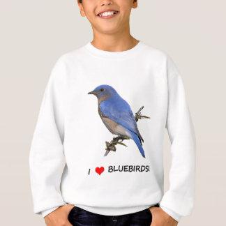 Amo Bluebirds (del corazón) Remeras