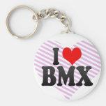 Amo BMX Llavero Personalizado