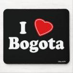 Amo Bogotá Tapetes De Ratón