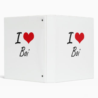 "Amo BOI Carpeta 1"""