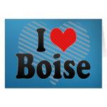 Amo Boise Felicitacion