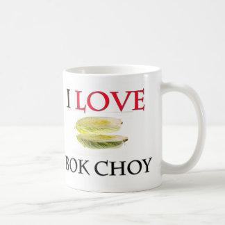 Amo Bok Choy Tazas