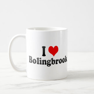 Amo Bolingbrook, Estados Unidos Tazas