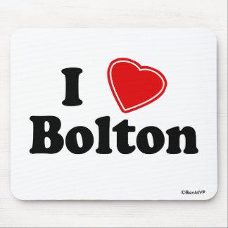 Amo Bolton Alfombrilla De Ratón