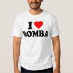 Amo Bomba Playera