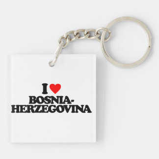 AMO BOSNIA Y HERCEGOVINA LLAVEROS