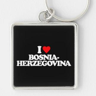 AMO BOSNIA Y HERCEGOVINA LLAVEROS PERSONALIZADOS