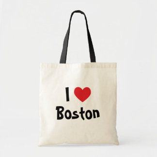 Amo Boston Bolsa Tela Barata