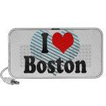 Amo Boston iPhone Altavoces
