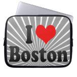 Amo Boston Manga Portátil