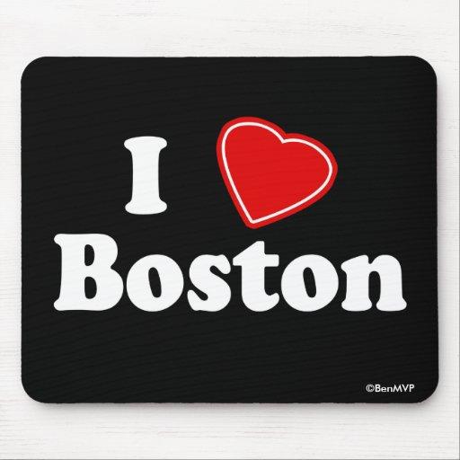 Amo Boston Mouse Pads