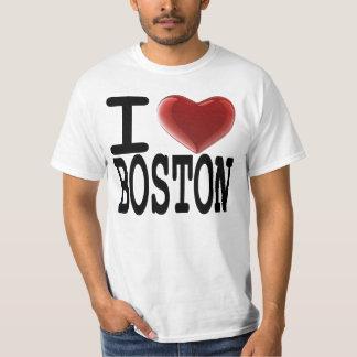 Amo BOSTON Playera