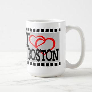 Amo Boston - tazas