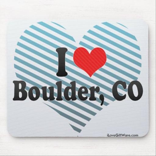 Amo Boulder, CO Alfombrilla De Ratones