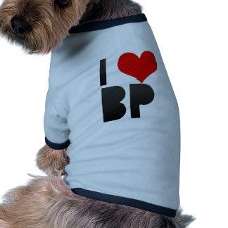 Amo BP Ropa De Perros