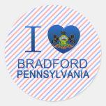 Amo Bradford, PA Etiquetas