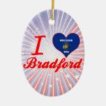 Amo Bradford, Wisconsin Ornatos