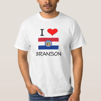 Amo Branson Missouri Playera