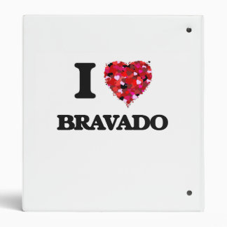 """Amo Bravado Carpeta 1"""""""