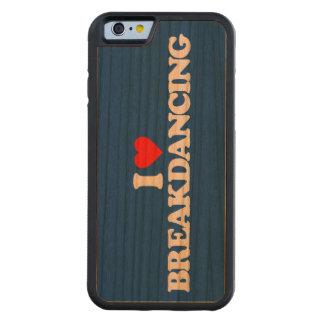 AMO BREAKDANCING FUNDA DE iPhone 6 BUMPER CEREZO