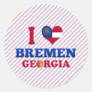 Amo Bremen, Georgia Etiqueta