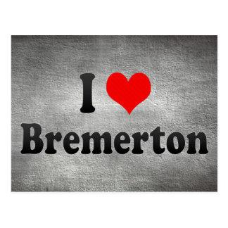 Amo Bremerton, Estados Unidos Postales