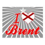 Amo Brent, Alabama Postales