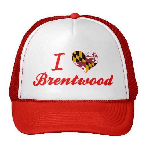 Amo Brentwood, Maryland Gorro
